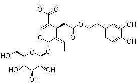 олеуропеин химическая формула