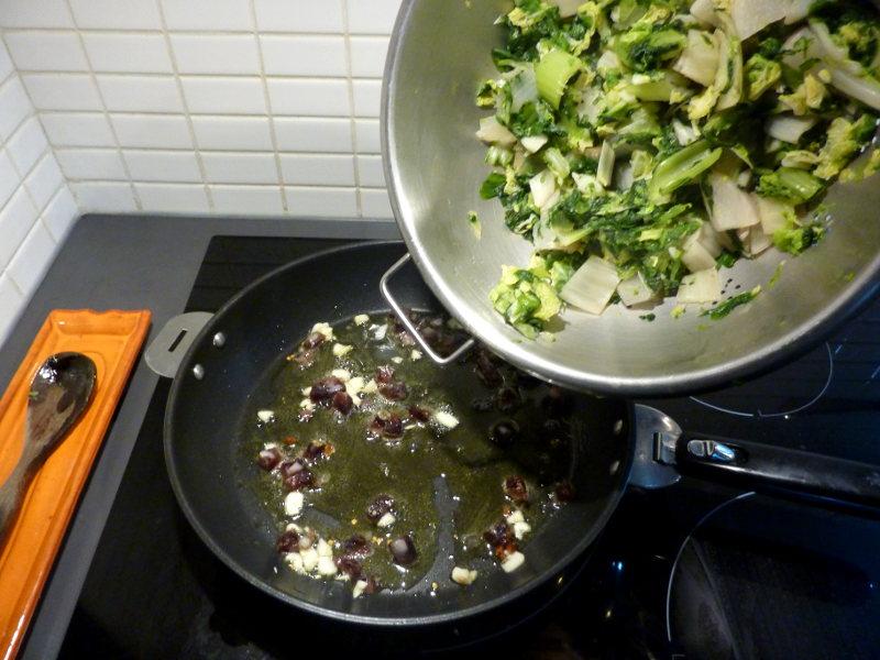 жарить на оливковом масле