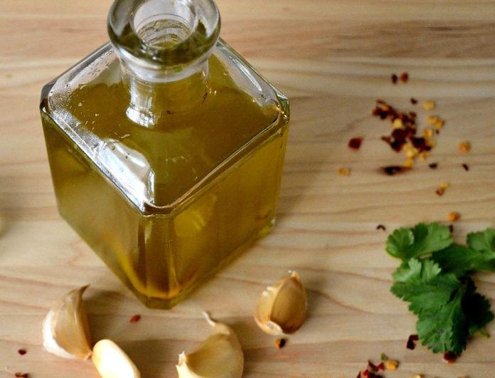 ароматизированное оливковое масло Часть 2