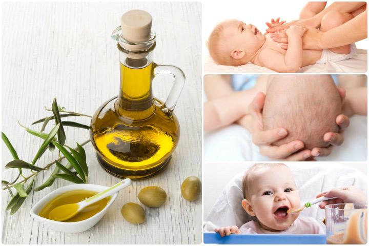 способы использования оливкового масла