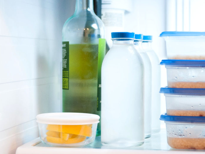 тест на замерзание оливкового масла