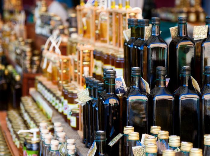 Цена оливкового масла