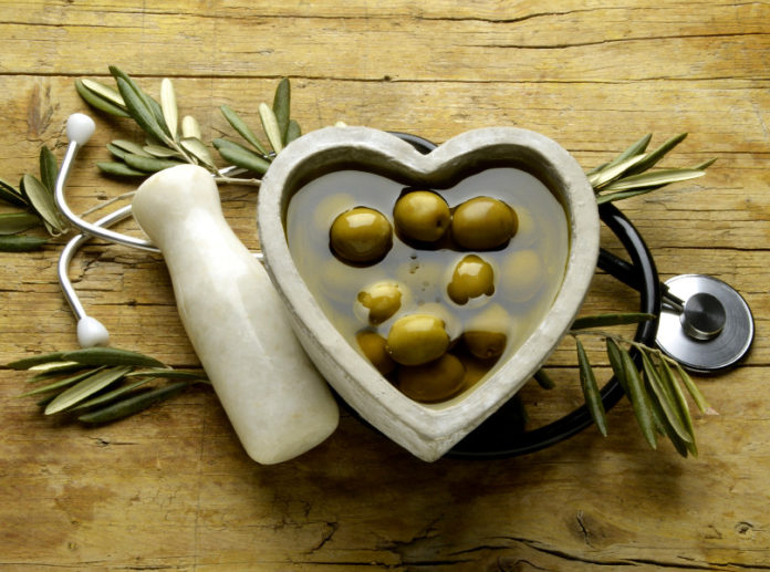 здоровье сосудов и оливковое масло