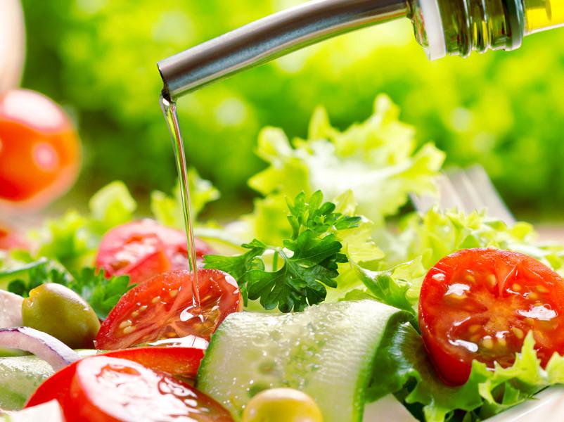 жирные кислоты и оливковое масло