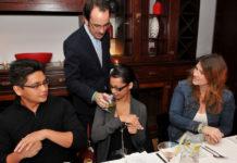 вкусовые испытания оливкового масла