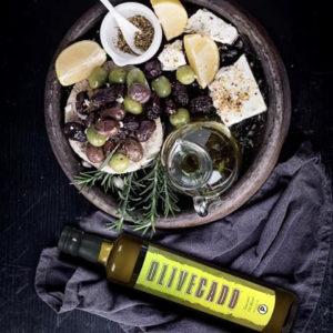 оливковое масло «Касандринос»