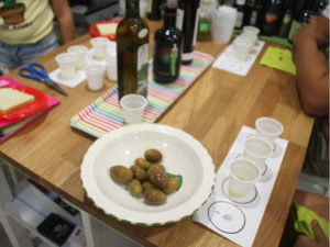 Итальянское оливковое масло «Extra Virgin»