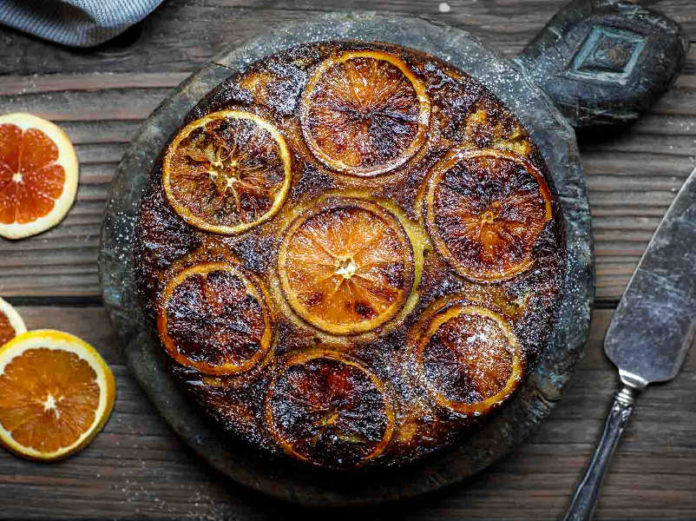 пирог с рикоттой, оливковым маслом