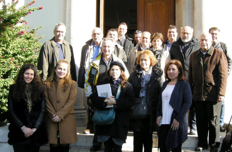 Общество оливковых энциклопедистов