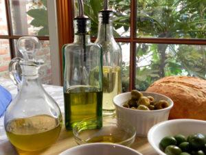 вкусовые качества оливкового масла