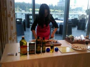 Экспорт итальянского оливкового масла