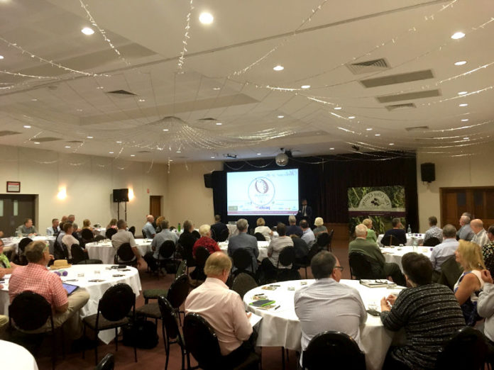 Конференция по оливковому маслу