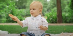 дети получают огромную пользу от употребления оливкового масла