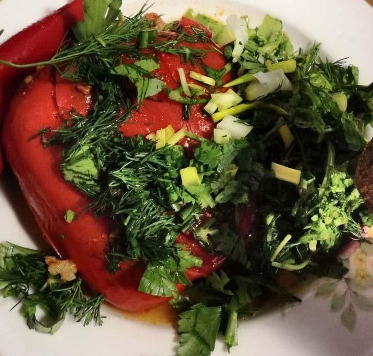 Овощи в средиземноморской кухне