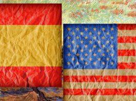 Встреча представителей Испании и США