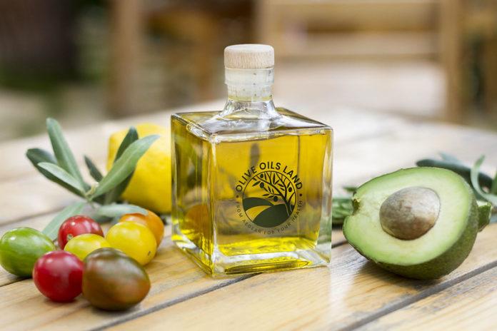 Бутилированное оливковое масло