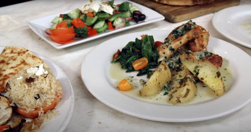 Примеры блюд средиземноморской кухни