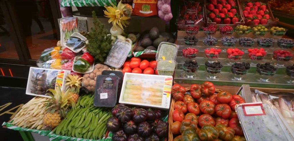 Нерафинированные продукты средиземноморской диеты